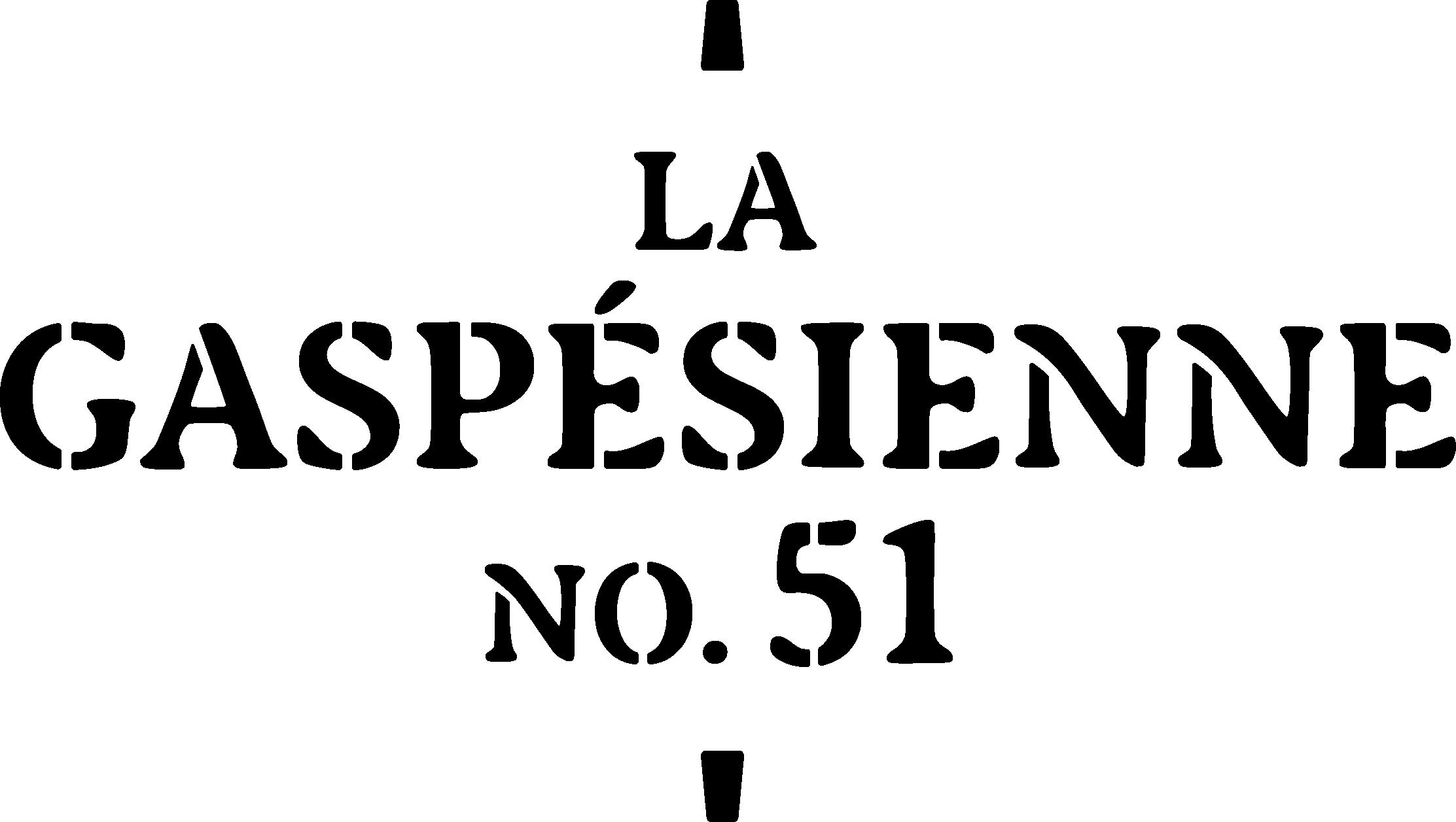 LES PÊCHERIES RAYMOND DESBOIS | Logo La Gaspésienne No. 51